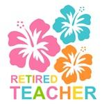 Hibiscus Retired Teacher