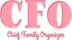 CFO Chief Family Organizer
