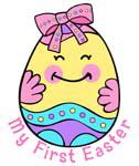 My First Easter Egg Girl