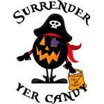 Surrender Yer Candy