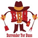 Surrender Yer Buns