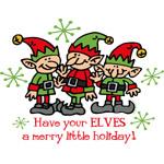 Merry Elves