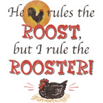 Rules The Rooster
