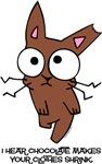 Chocolate Bunny Shrink