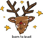 Born To Lead Reindeer