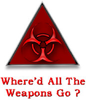 Where did  all the weapons  ( WMD ) go ?
