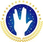 Vulcan Hand Greeting