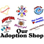 Our Adoption Shop