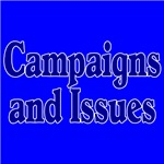 Campaigns and Issues