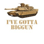 Tank Tees with the M1A2 Abrams Main Battle Tank
