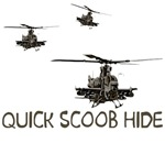 Funny Army Shirts Cobra Helicopter design