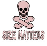 Funny and offensive T Shirts,SIZE MATTERS