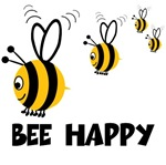 Bee Shirts for Happy Kids and Adults