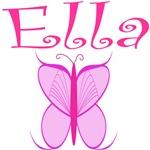 Ella (pink butterfly)