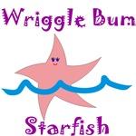 Wriggle Bum Starfish
