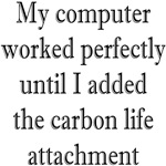 Carbon Life T-shirts & Gifts