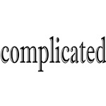 Complicated T-shirts & Gifts