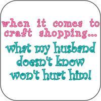 Craft Shopping