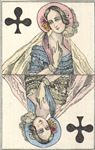 German Queen of Clubs