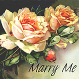 Marry Me Ring Box