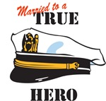 Married to a Navy Officer Hero