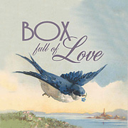 Bluebird Box full of Love and Love Token Mug