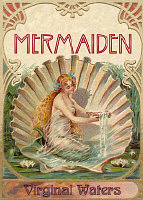 Mermaid on the Half Shell