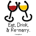 Eat, Drink, Re-marry
