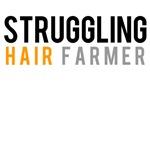 struggling hair farmer