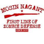 first line of zombie defense