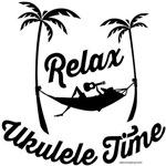 Relax Ukulele Time