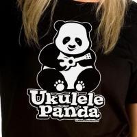 Ukulele Panda