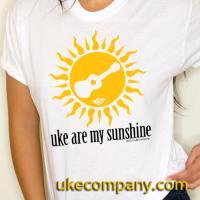 Uke are my Sunshine Apparel