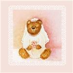 Teddy Bear Dream Wedding Attendant