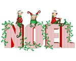 Noel Elves Christmas