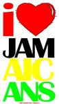 I LOVE JAMAICANS