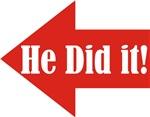 He Did It !
