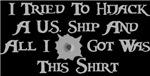 Pirate Hijacker Dark Shirt
