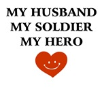 My Husband My Soldier My Hero