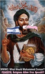 Mohammed, Zionist Pig-Eater