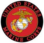 USMC emblem e5