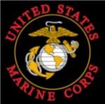 USMC emblem e10