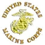 USMC emblem e15