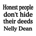 Nelly Dean Quote