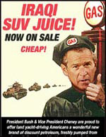 Iraqi SUV Juice!
