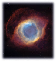 <b>Eye of God Nebula - NASA's Hubble Telescope</b>