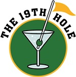 The 19th Hole t-shirts & gifts