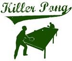 Killer Pong t-shirts & gifts