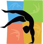 Gymnastics t-shirts & gifts