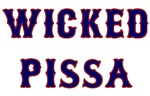 Wicked Pissa t-shirts & gifts